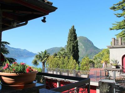 Photo for Holiday apartment Castagnola for 4 persons with 2 bedrooms - Stately Manor/Villa