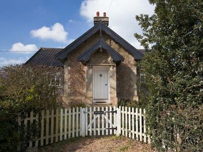 Photo for English Countryside Lodge, Fairy tale cottage, gorgeous sleepy village location