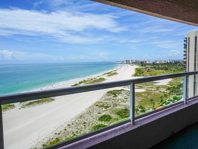 Photo for Beautifully Remodeled LUXURY beach condo with WORLD CLASS VIEWS