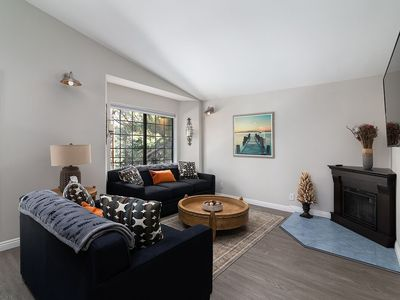 Photo for Quiet Renovated Oasis in the Forest with Tons of Outdoor Space!