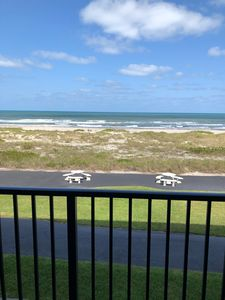 Photo for Direct Ocean Front 2nd Floor Condo on Cocoa Beach (2/2)