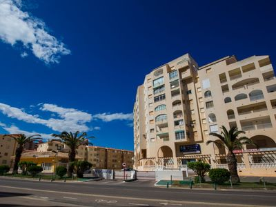 Photo for Apartment Marina Sol in La Manga del Mar Menor - 4 persons, 1 bedrooms