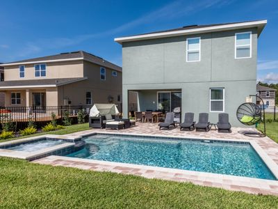 Photo for Enjoy Orlando With Us - The Encore Club Resort (No Amenities) - Amazing Relaxing 8 Beds 6.5 Baths Villa - 5 Miles To Disney