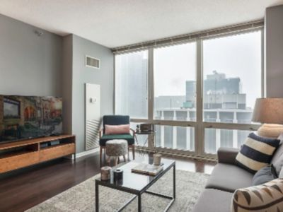 Photo for Smart 1BR in The Loop w/ Gym, near Financial District, by Blueground