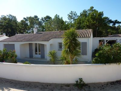 Photo for ISLE D'OLERON CHAUCRE Bright detached villa in a quiet location 400 m from the beach