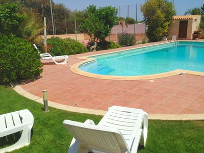 Photo for Villa dei Fiori 300 meters from the sea -4.2 Km from Marina di Ragusa and 2min from Punta S