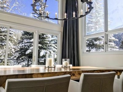 Photo for Luxurious, Cozy East Vail Duplex with Gorgeous Mountain Views - Newly Remodeled