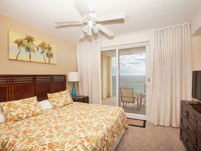 Photo for Directly on the Beach Condo, Great Value & Prices, Free Beach Chairs & Wifi