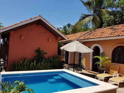Photo for San Pancho - Beautiful Beach - Affordable Rates - Ananda's Bungalow #1