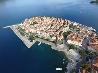 Photo for Spectacular View of Korcula (SB)