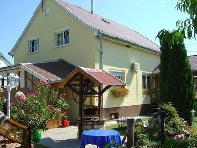 Photo for Holiday apartment in Balatonvilágos for 7 persons