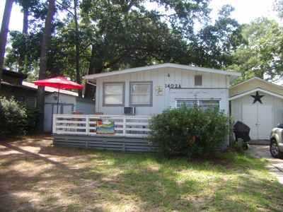 "Photo for ""Endless Summer"" Ocean Lakes 2 Bedroom, 2 Bath Beach Cottage"