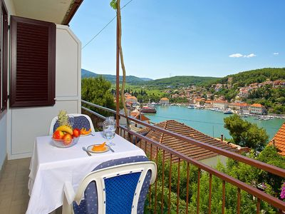 Photo for Apartment VB  A3 Vinka 3(2+1)  - Jelsa, Island Hvar, Croatia