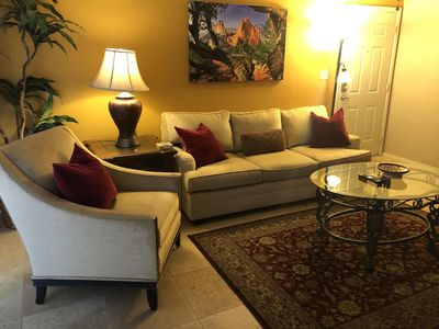 SANITIZED Perfectly Located 2 Bed 2 Bath Condo at Sunscape Villas on the Scottsdale Greenbelt - B...