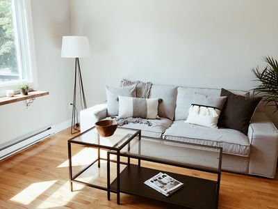 Photo for Beautifully renovated and furnished appartment in Montreal for short term rental