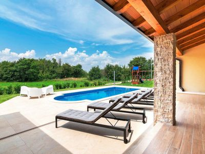 Photo for Vacation home Jadran (LBN310) in Labin - 10 persons, 4 bedrooms