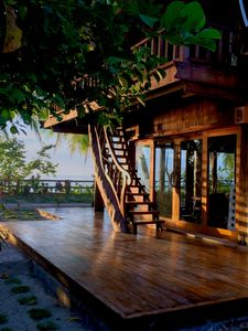 Photo for Luxury Private Beach Front House, Indonesia
