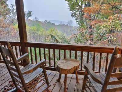 Photo for Tucked away in the North Georgia Mountains with long range mountain views, you will find Arrowhead R