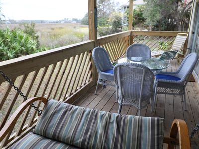Photo for St Simons Island MARSHFRONT Condo w/ GREAT VIEW, Pool, Pond. Near Beach! FLETC w