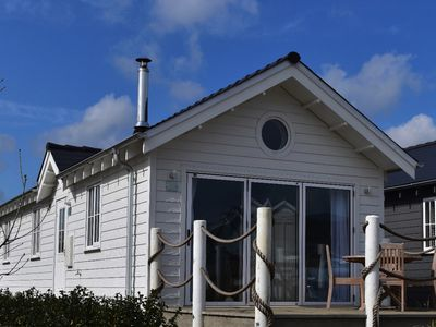 Photo for The Luxury New England Style beach house - The Bay Filey Holiday village