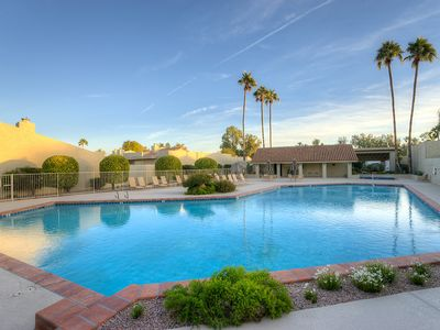 Photo for Cactus Retreat - 2 Bedroom w/attached 1 car garage in Prime Scottsdale Location!