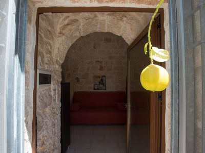 Photo for The Trullo at the Court of Olives -Trullo Vacation