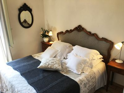 Photo for Country Farmhouse with Magnificient Gardens near Siena, Tuscany