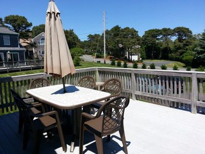 'The Upper Deck'  - relax, renew on your private second story deck retreat