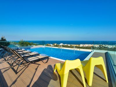Photo for Villa Clea, Luxury 4BDR Protaras Villa with Stunning Sea Views