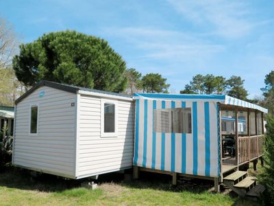 Photo for Vacation home Camping Les Sables de Cordouan (LPL412) in La Palmyre - 6 persons, 2 bedrooms