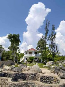 Private Cottage, Pool/Patio/Gazebo at Seaside - Romantic Sunsets - Near Negril.
