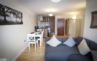 Photo for Toothbrush Apartments - 2 Bedroom / 2 bath Apartment in Central Ipswich