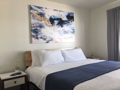 Photo for The Ocean Blue one bedroom suite