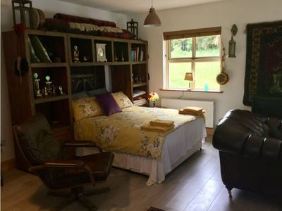 Photo for The Sanctuary: Studio 3 - An elegant getaway for 2
