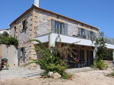 Photo for Calm located holiday apartment in exposed position | Messenia, Peloponnese