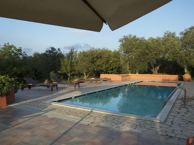 Photo for Villa with swimmingpool in a large parc - Sassari