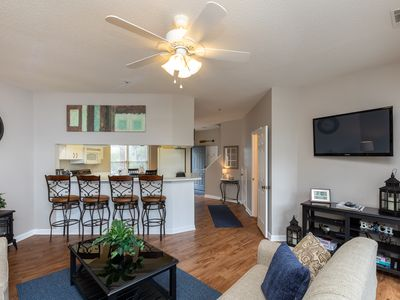 Photo for A Wonderful 2 Bed 2.5 Bath Ocean Breeze Villa - Near the Ocean and Coligny