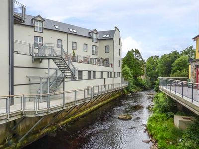Photo for Central Ardara Riverside Apartment, ARDARA, COUNTY DONEGAL