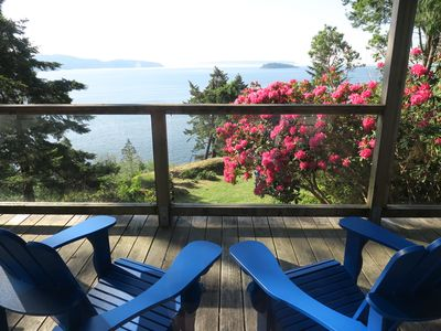 Photo for 2BR House Vacation Rental in Bowen Island, BC