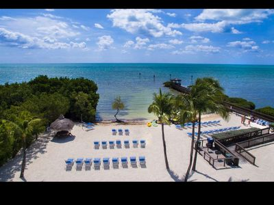 Photo for Tropical 1 Bedroom Ocean View Suite - Minuets from World Famous John Pennekamp Coral Reef State Park