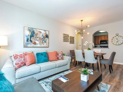 Photo for Gorgeous, newly renovated 2BD condo right next to the Vista Cay clubhouse!