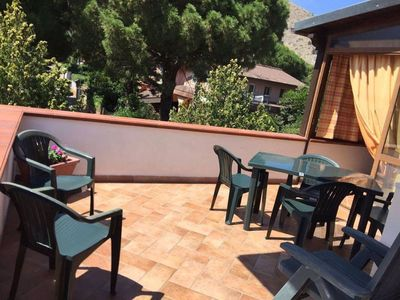 Photo for Mondello Aiace 40, tranquility, relax, conforts Free Wifi