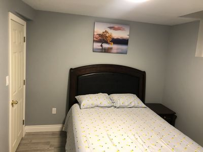 Photo for Basement Apartment near Brock University