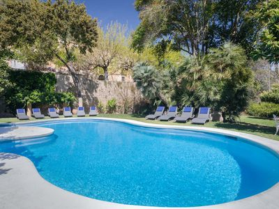 Photo for Dream location near the beach, complete privacy, luxury, stunning views/gardens