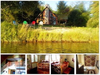 Photo for On Intermediate Lake ~ Private Loft Bed-Bath w/Breakfast,  Couples Get-A-Way