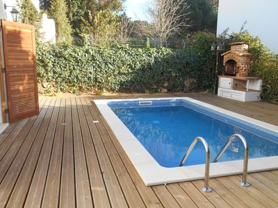 Photo for LUXURY VILLA WITH PRIVATE SWIMMING POOL - BEACH AND GOLF