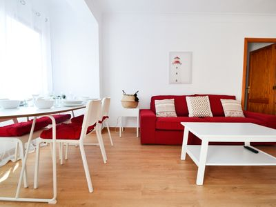 Photo for LIMA APARTMENT.  Large apartment with 4 rooms. For 7 people!
