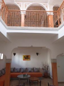 SCENERY IN THIS BEAUTIFUL AND SPACIOUS RIAD