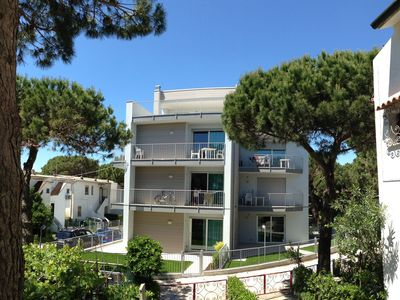 Photo for Modern holiday home close to sea front, in Rosolina Mare, near Venice