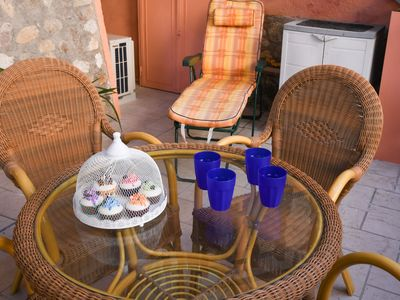Photo for Modern apartment with idyllic courtyard – Apartment Felice